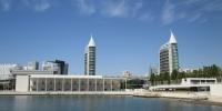 Parque das Nações - areál Expo 1998 s moderní architekturou
