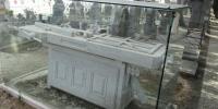 Cemitério dos Prazeres - náhrobek řemeslníka