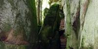 Malé lucemburské Švýcarsko začátek Labyrintu