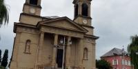 Mersch nový kostel