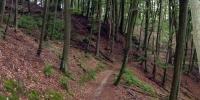 Mersch cesta na Schoenfels