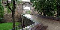 Pettingen hrad - vstupní brána
