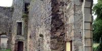 Pettingen hrad ihned za vstupem