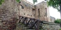 Pettingen hrad - zátiší