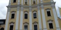 Mondsee kostel