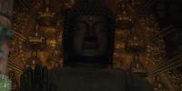 Největší bronzová socha Buddhy (Daibucu)