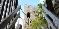 Weissenstein přístup k věži