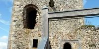 Weissenstein zřícenina věž