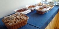 Rhodos hotel Marathon - jídelna snídaně 2