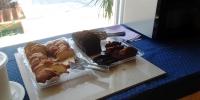 Rhodos hotel Marathon - jídelna snídaně 3