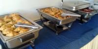 Rhodos hotel Marathon - jídelna snídaně 5
