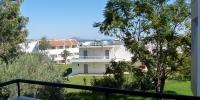 Rhodos - pohled z hotelového pokoje