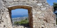 Ialysos pohled z opevnění