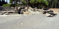 Ialysos Athénin chrám