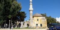Rhodos město mešita Mourada Reise