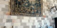 Rhodos město palác velmistů tapiserie původem z Brugg