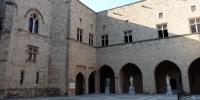 Rhodos město palác velmistů