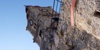 Rhodos město hodinová věž