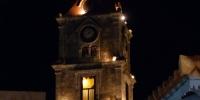 Rhodos hodinová věž