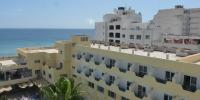 Hotel Karawan, pohled z nejvyššího patra